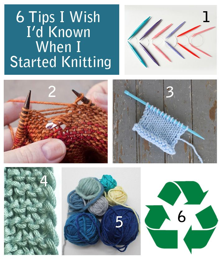 6 Knitting Tips and Tricks for Beginners