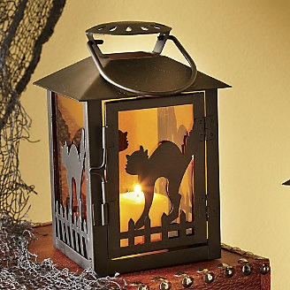 Cat Lantern from Through the Country Door®