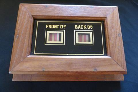 Restored Indicator Butler / Servants Bell Box - Front u0026 Back Door & 98 best Stock - Door Bells Boxes Pulls u0026 Pushes images on Pinterest