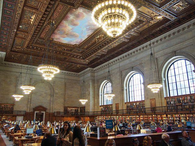 ニューヨーク公共図書館(アメリカ) | 世界の図書館.com