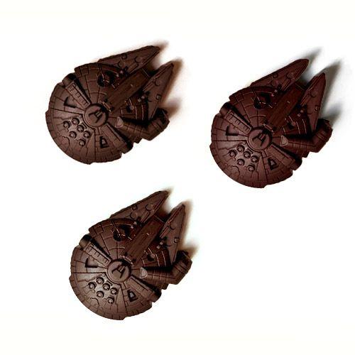 Tähtien sota: Millenium Falcon-muotti
