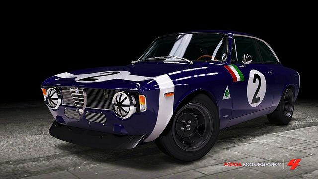 1965 Alfa Romeo Giulia Sprint GTA Stradale by Papa Borgia 74, via Flickr #alfa #alfaromeo #italiancars @automobiliahq