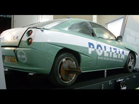 LOLOLOL Top Gear Challenge: Build a better Police Car - YouTube