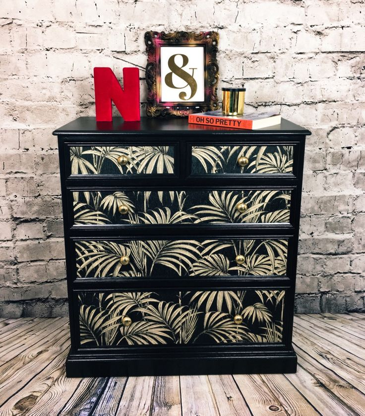 Box Bedroom Furniture Ideas: Best 25+ Black Chest Of Drawers Ideas On Pinterest