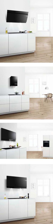 Aantrekkelijke afzuigkappen van Bosch  De markt voor afzuigkappen is volop in beweging. Er is vrijwel geen enkel ander productsegment binnen de huishoudapparatuur waarin de behoefte zo is verschoven van pure functionaliteit naar design. In de meeste huishoudens is het uiterlijk van de afzuigkap minstens zo...
