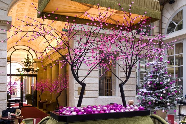 The Orangerie for Christmas time