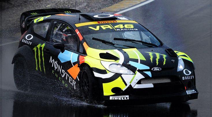 VR46 Valentino Rossi | Rally di Monza