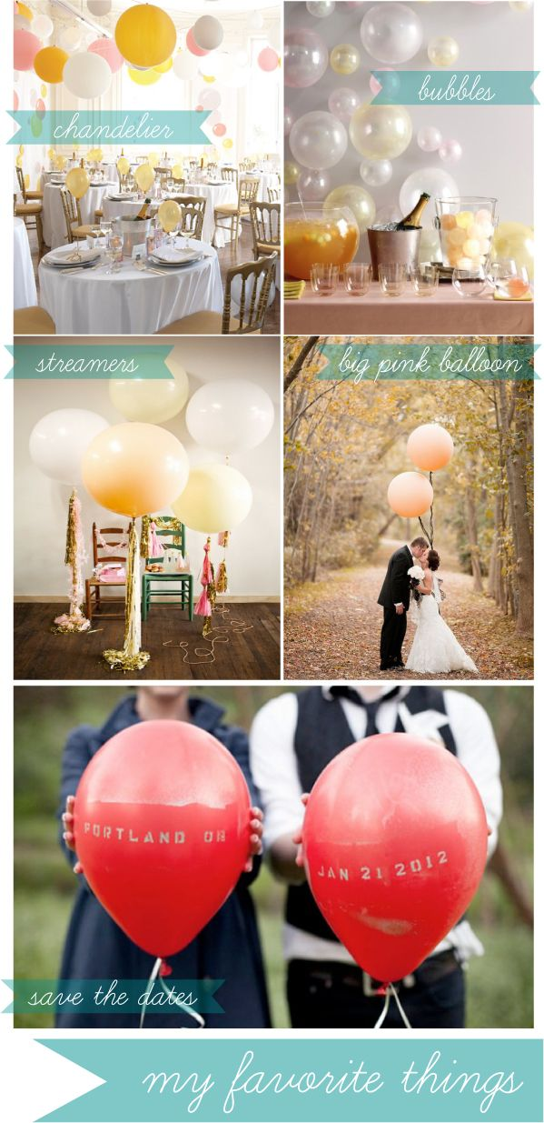Wedding balloons 25 best Balloons images on