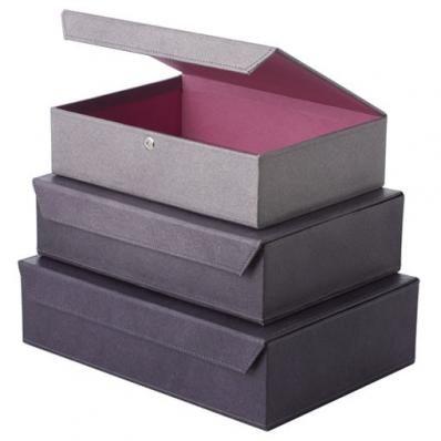 Magnet Box - Grey