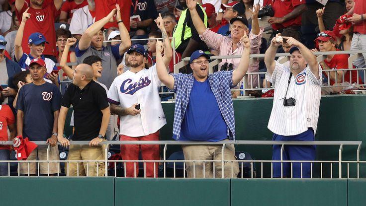 Fan de Cubs compara su atrapada con Steve Bartman pero...