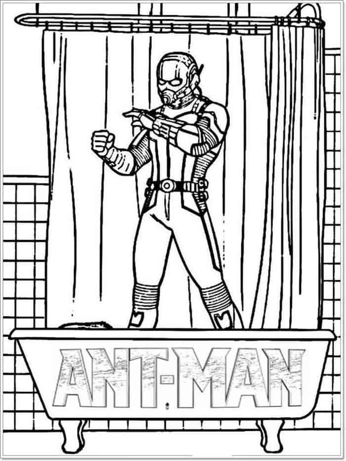 The Bak Of Ant Man Mask Coloring Pages In 2020 Avengers Coloring Pages Avengers Coloring Coloring Pages