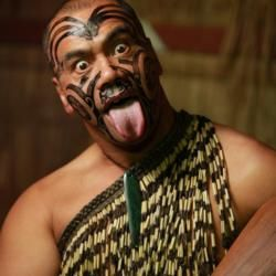 Kiwi Haka Queenstown Maori Culture Experience New Zealand Maori Song & Dance Maori Hangi
