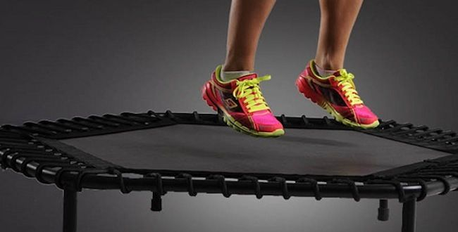 Bounce and Burn: Trampoline Fitness Classes