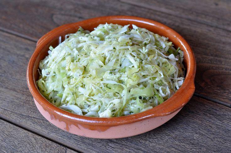 Griechischer Krautsalat | BBQPit.de