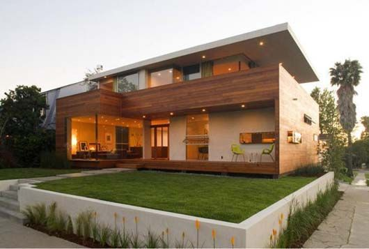 modern house decorating ideas with outdoor living space design in the backyard carsmach houses pinterest modern modern houses and mid century