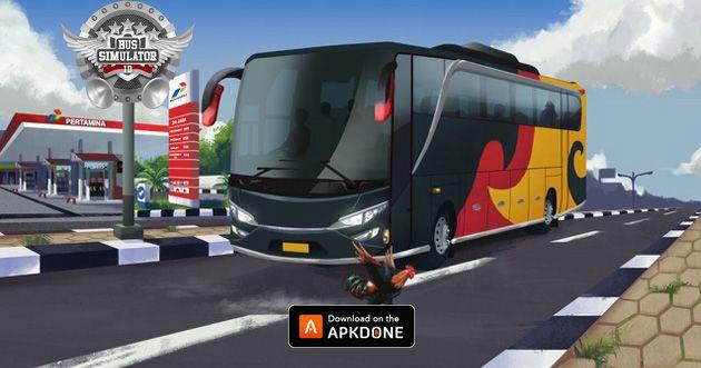 Bus Simulator Indonesia Mod Apk 3 3 2 Download Unlimited Money