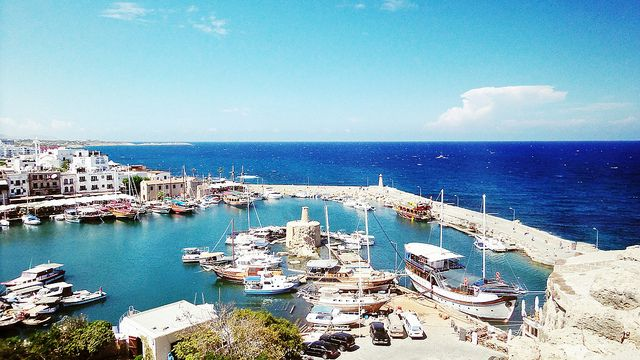 Kyrenia Harbour, North Cyprus http://www.cyprusluxurydestinations.com #weddings #weddingplanner #northcyprus #apartments #villas #travel #honeymoons #spas #weddingveil #lingerie #hair