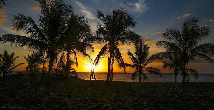 Reunion sunset! by Patrice Thomas on 500px