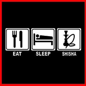 A true Hookaholic eats hookah, sleeps hookah & enjoys hookah all his life.  Do you relate yourself to this lifestyle?