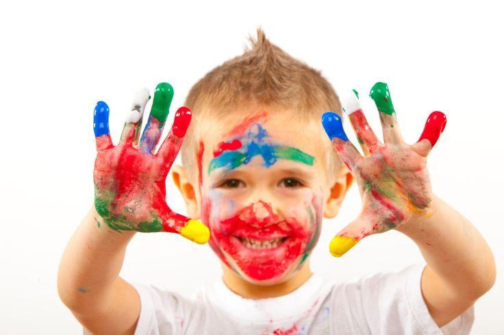 Malowanie palcami!