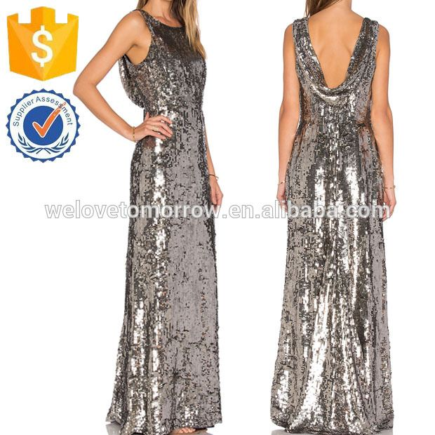 Silver Sequin Gown Neckline Back Sleeveless Maxi Evening Dresses Manufacture Wholesale Fashion Women Apparel (tf0785d) , Find Complete Details about Silver Sequin Gown Neckline Back Sleeveless Maxi Evening Dresses Manufacture Wholesale Fashion Women Apparel (tf0785d),Silversequin Maxi Evening Dresses,Advanced Apparel Dresses,Elegant Maxi Dresses from -Dongguan Tomorrow Fashion Co., Limited Supplier or Manufacturer on Alibaba.com