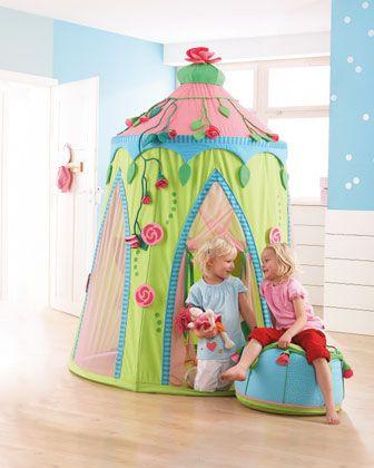 Haba Rose Fairy Tent