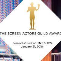 LiVe 24th Annual Screen Actors Guild Awards 2018 [FULL] Stream