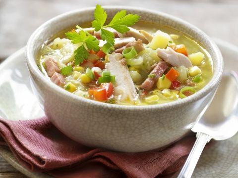 Kinderen zijn dol op deze soep