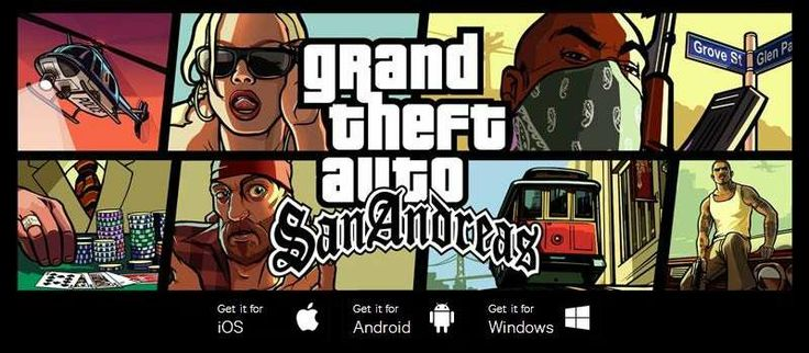 Awesome my favorite game now coming on mobile too! Grand theft Auto San Andreas is one of the most celebrated open world games of all times. GTA San Andreas Mobile version is to arrive in December. Read on to know more!