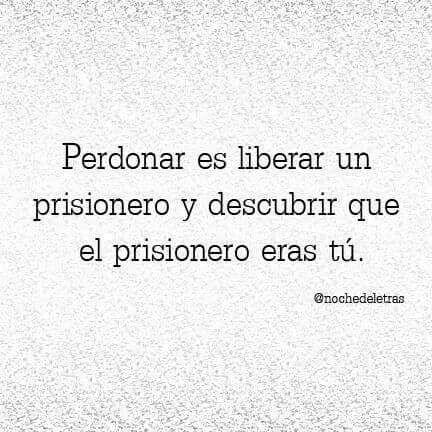 Se libre Perdona.
