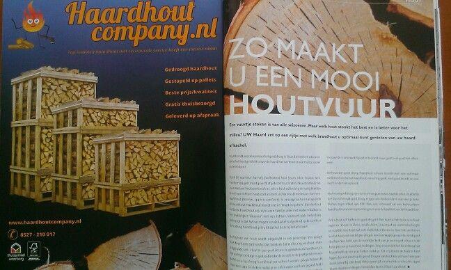 Haardhoutcompany.nl in Uw haard