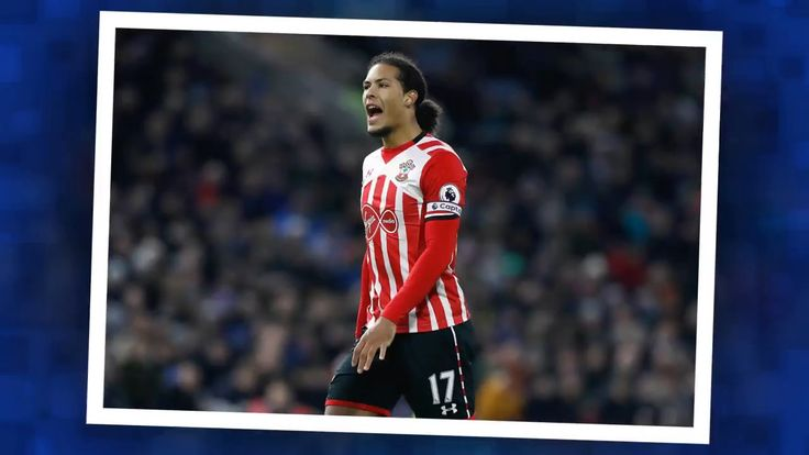 Arsenal considering 45m swoop for Liverpool Chelsea and Manchester City target Virgil van Dijk