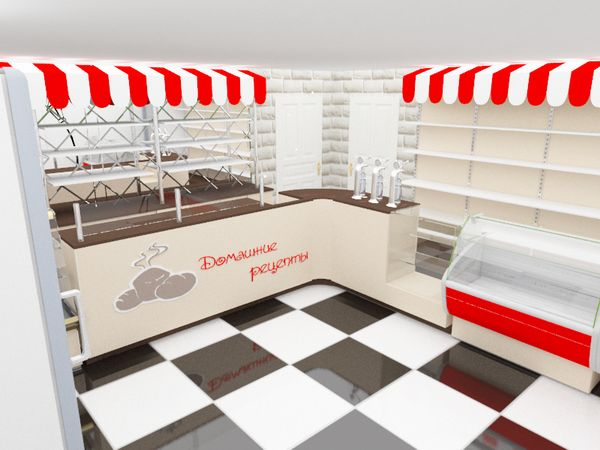 Магазин-Пекарня