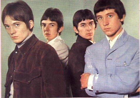 Steve Marriott, Ronnie Lane, Ian Mclagan and Kenney Jones