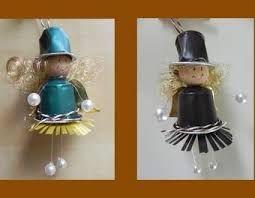 "Résultat de recherche d'images pour ""basteln mit nespresso kapseln weihnachten"""