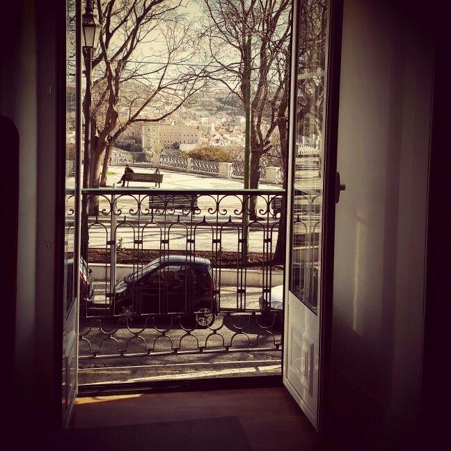 Lookout hostel Lisbon