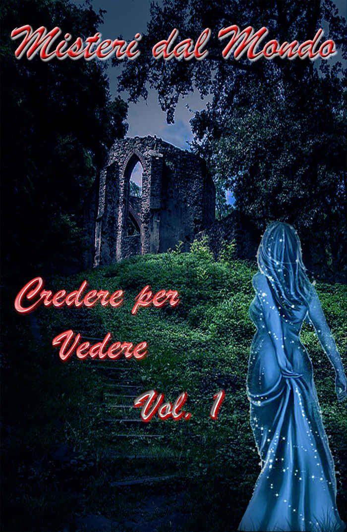 Misteri dal mondo - Credere per vedere è un libro dello scrittore emergente Francesco Accardo che raccoglie tutti i gli articoli presenti della pagina FB
