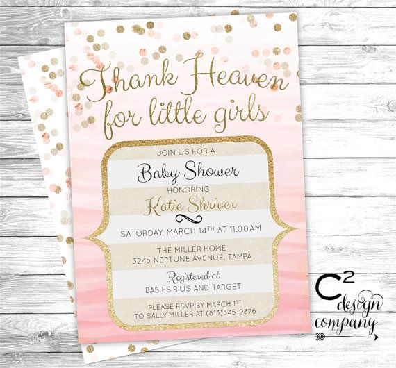 Hey, I found this really awesome Etsy listing at https://www.etsy.com/listing/218611693/thank-heaven-for-little-girls-baby
