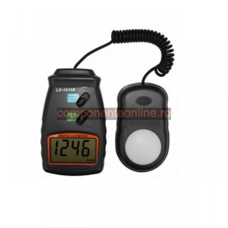 Lux-metru digital, LX1010B - 110855