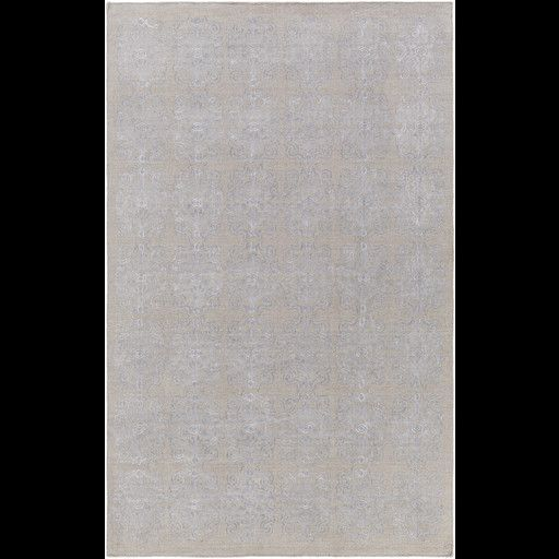 Adeline Hand-Woven Gray Area Rug