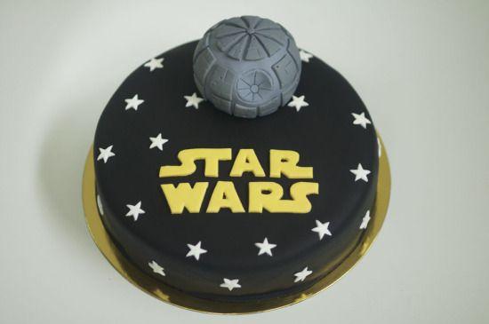 tarta Estrella de la Muerte