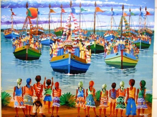 Instituto Internacional de Arte Naif: Josinaldo Barbosa- Arte naïf brasileira