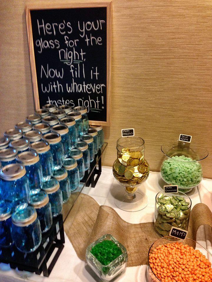 Loving this creative #wedding idea!