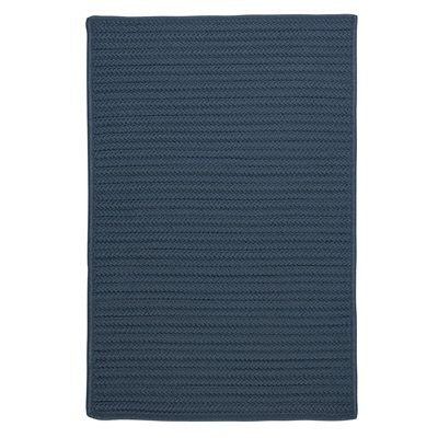 Colonial Mills H041R Simply Home Solid Area Rug, Lake Blue