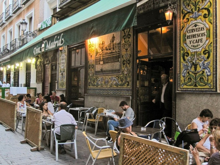 Bar Viva Madrid 1856