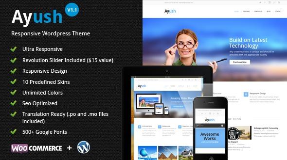Mejores 12 imágenes de Wordpress Business Themes en Pinterest ...