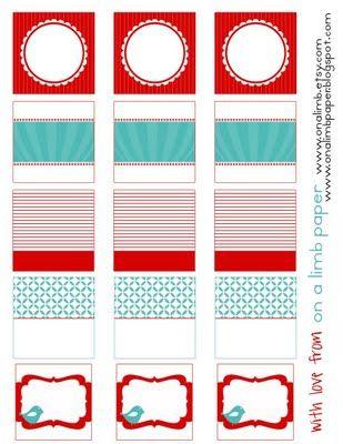 51 best labels images on pinterest free printables printable free printable tags negle Choice Image