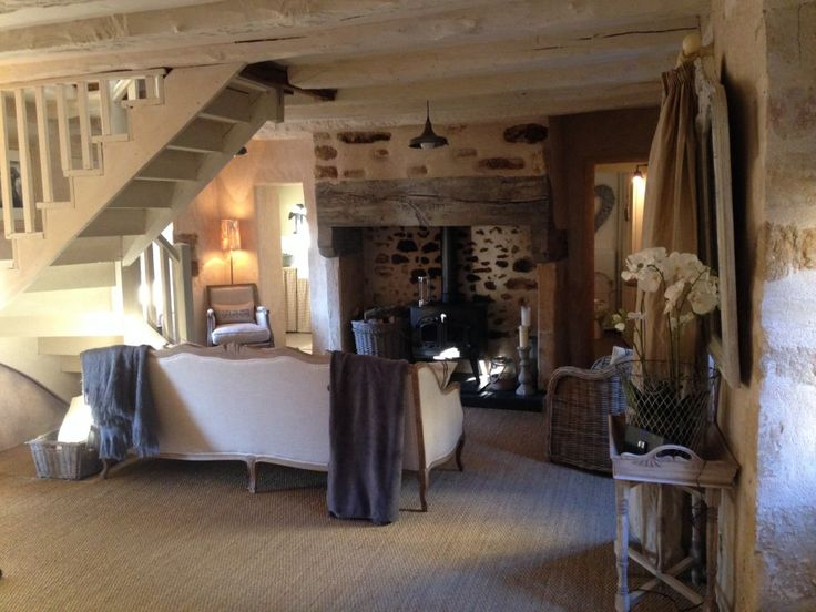 The living room at No1 French France………….. | BusyBee