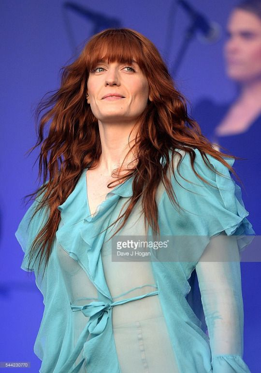 Florence + the Machine at the BST Hyde Park #HowBeautifulTour