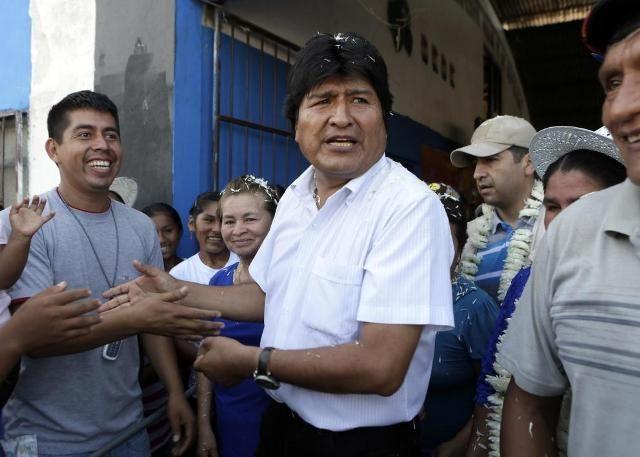 Evo Morales Viaja Al Vaticano Para Encuentro Mundial De Movimientos Sociales
